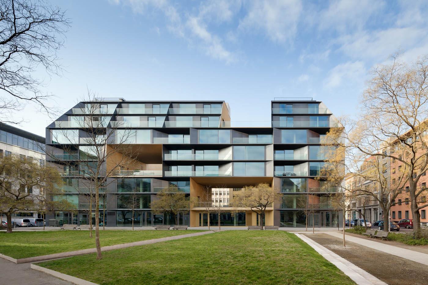 Architekturfotografie Axthelm Rolvien Architekturdokumentation Lux Mitte Berlin