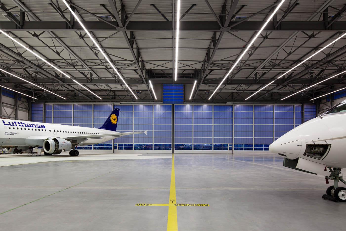 Lufthansa Luftfahrt Aviation Industriefotografie corporate photography Jahresbericht Magazin