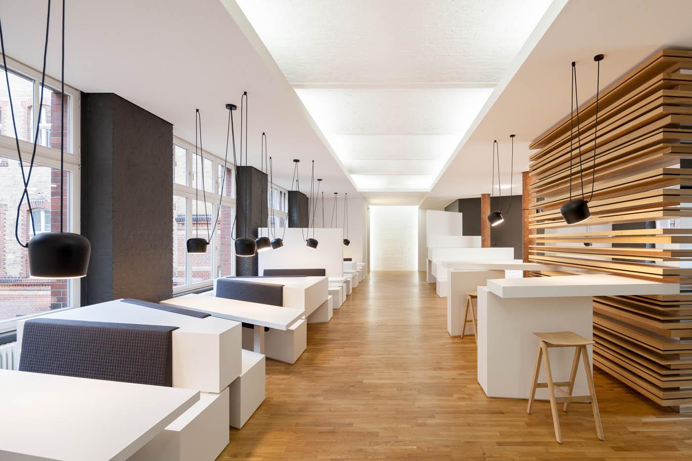 Architekturfotografie Axthelm Rolvien Architekten Baudokumentation Interior Design