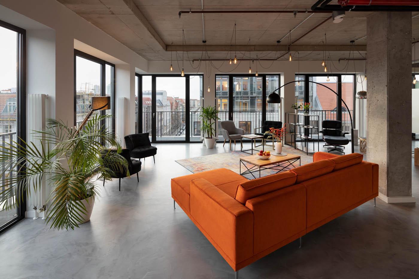 Architekturfotografie Interieurfotografie Interior Design Studio Funk Berlin