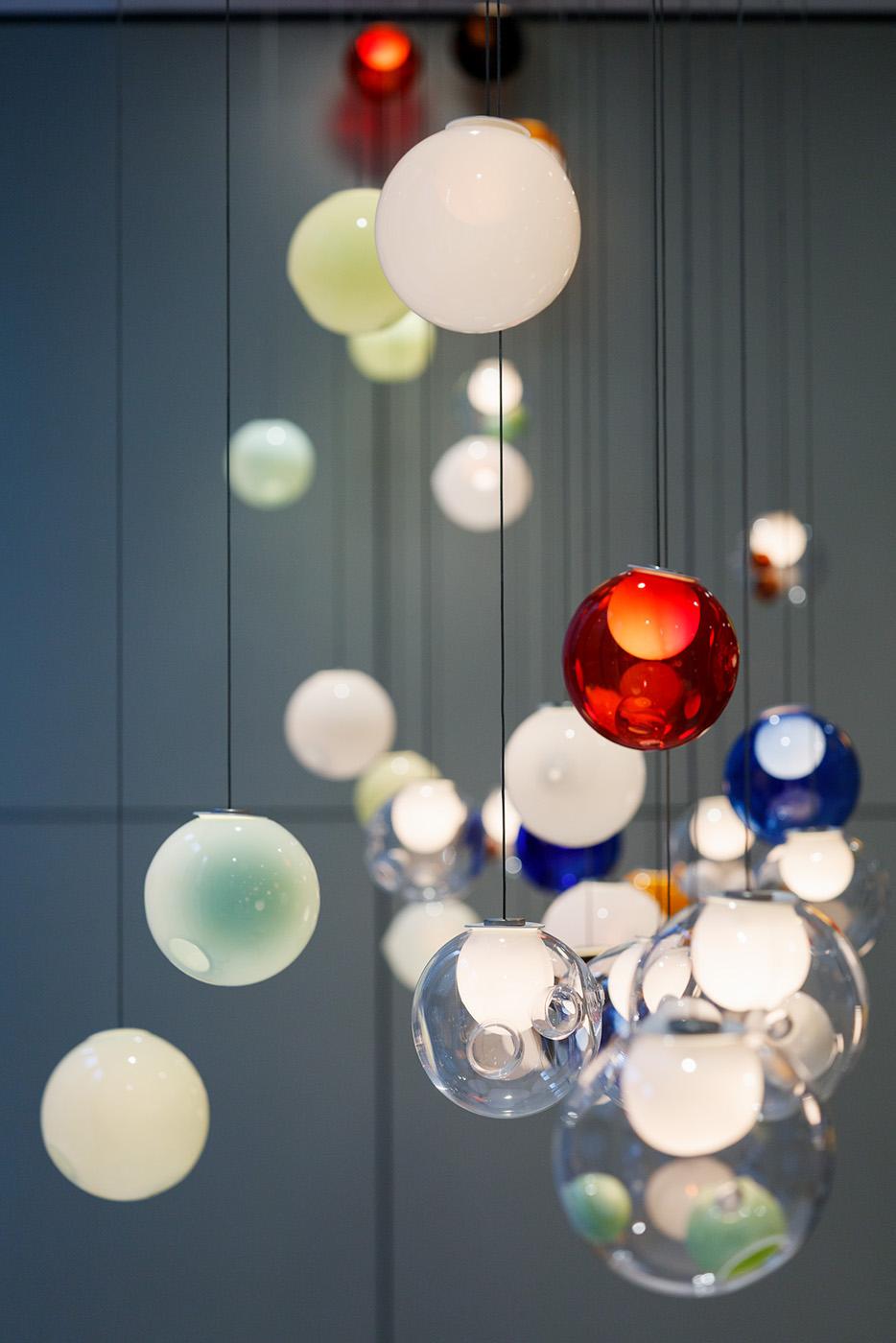 Bocci 28 lamp