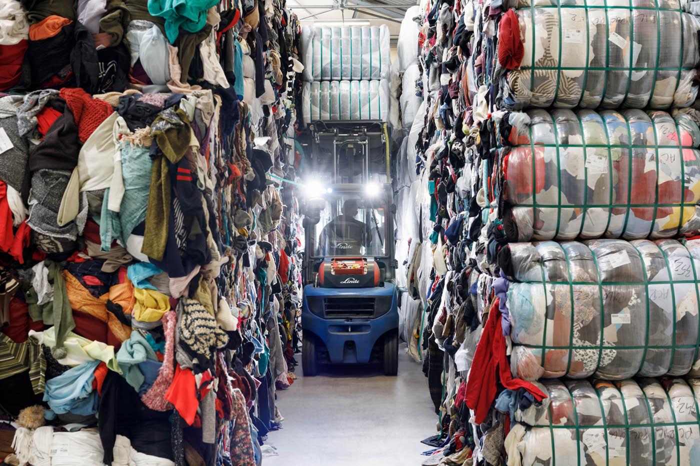 soex textilrecycling industrial photography corporate photography Unternehmensdarstellung Unternehmensbericht